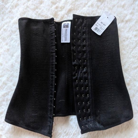 03da82ae06 Premadonna waist gang Society waist trainer corset.  M 5bbc423d534ef9d2ec01b30c
